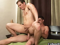 Academy Dudes - Pal up with Davis fucks Dylan Roberts