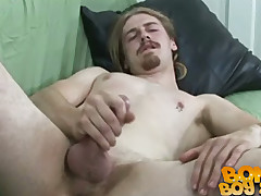 Clay from Straight Boys Jerk Off